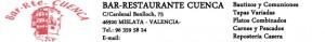 Bar-Restaurante Cuenca