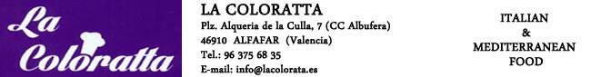 Restaurante La Coloratta