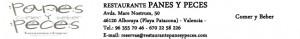 RESTAURANTE PANES Y PECES