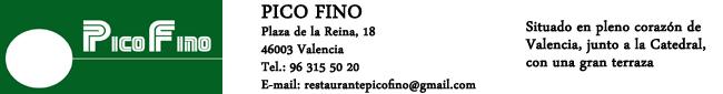 Restaurante Pico Fino
