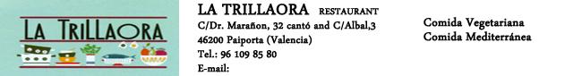 Restaurante La Trillaora