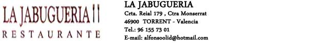 Restaurante la Jabugueria