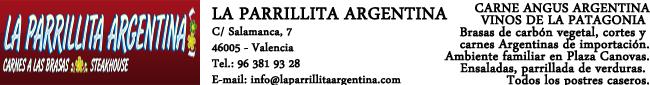 La Parrillita Argentina