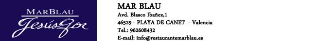 Restaurante Mar Blau