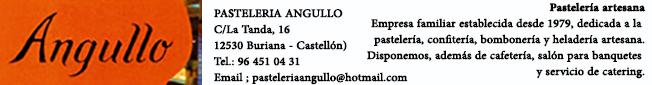 PASTELERIA ANGULLO