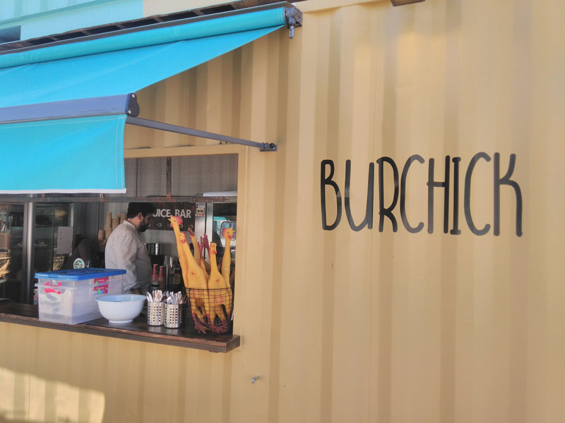 Burchick